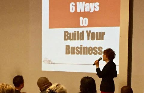 6 Ways to Build Your Business | Arriving with BB Webb