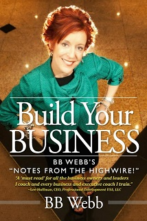 Build Your Business Book | Arriving with BB Webb